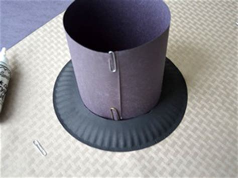 How To Make An Hat Out Of Construction Paper - pilgrim hat diy craft