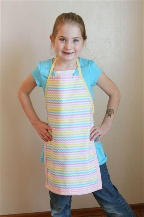 tutorial sew apron easy sew kid aprons glorious treats