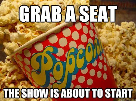 Popcorn Eating Meme - facebook drama popcorn meme