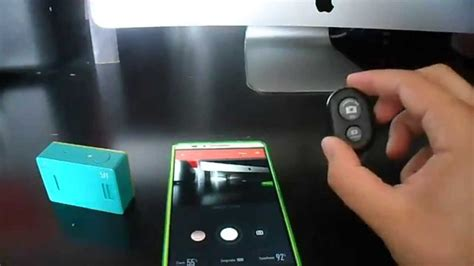 tutorial pemakaian kamera xiaomi yi tutorial xiaomi yi sport bluetooth remote control