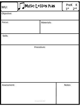 Literacy Lesson Plan Template by Free Lesson Plans Template Freebies For