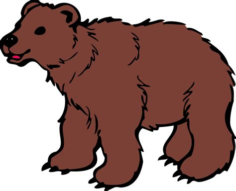 Clipart Bears free to use domain clip