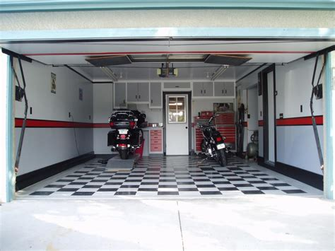 renovated cers show off your garage need ideas for flooring page 2