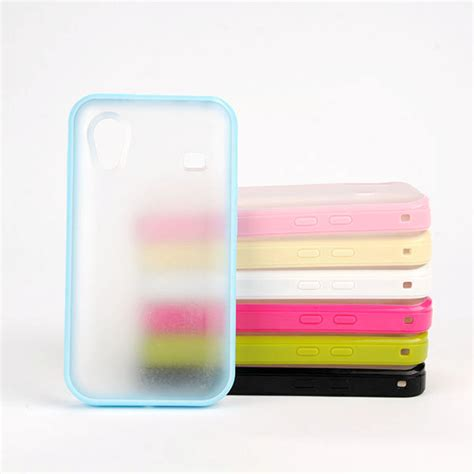 Casing Belakang Back Casing Samsung Galaxy Ace 2 colored tpu bumper matte back cover for samsung galaxy ace s5830 new ebay
