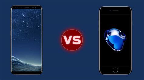 Hp Samsung Galaxy 7 Plus samsung galaxy s8 plus vs apple iphone 7 plus specs comparison inferse