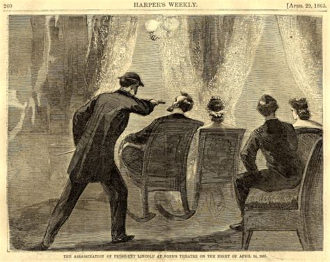 shooting of abraham lincoln the assassination of abraham lincoln the mitchell
