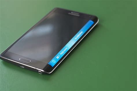 Samsung Gsg Mba Salary by Samsung Galaxy Note Edge Review On The Edge Of Greatness
