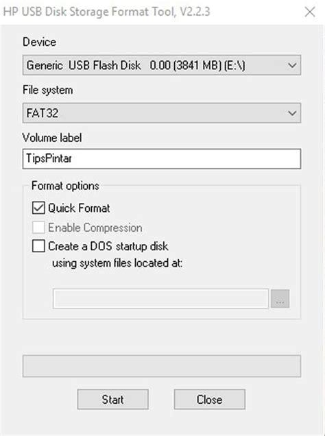 format flashdisk seperti baru cara mengatasi flashdisk yang tidak bisa di format 100