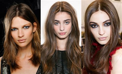 how to do off center hair mid part hairstyles for perfect symmetry hairstyles
