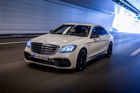 first mercedes first drive 2018 mercedes benz s class automobile magazine