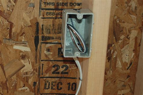 install electric outlet  backyard shed icreatablescom