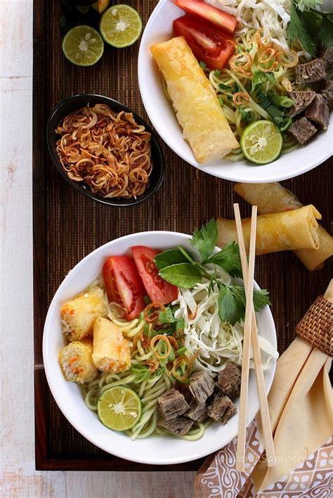 Panci Java food soto mie beefy noodle soup food southeast asia noodle soups