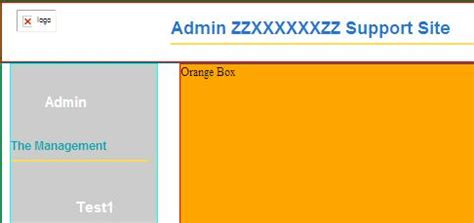 css layout breaks zoom javascript css two column div layout misaligns when