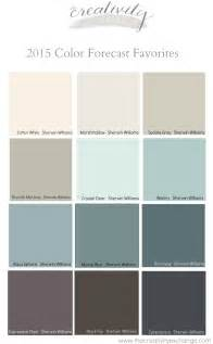 Interior Home Colors For 2015 by Favorites From The 2015 Paint Color Forecasts