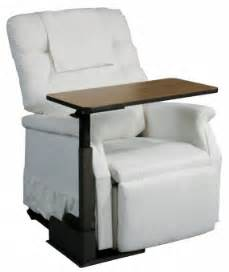 recliner laptop table foter