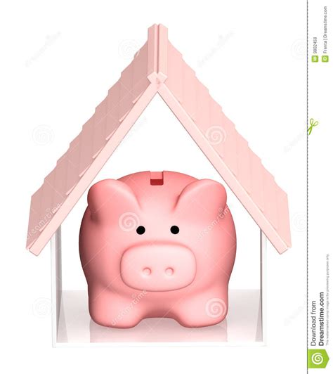 buying house from bank bank account for buying a house royalty free stock images image 9802459