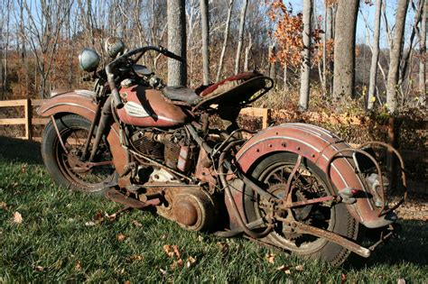 Big Barn Harley Davidson 1940 Knucklehead Quot Barn Find Quot