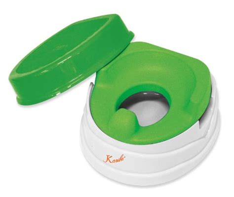 Karibu Deluxe Potty Seat Trainer 3 in 1 potty trainer seat and step stool the best potty store