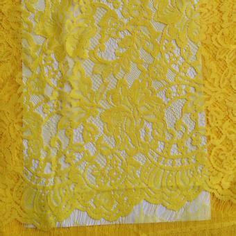 Brokat Semi Kuning harga tiara kain etnik bahan kebaya kain brokat lace