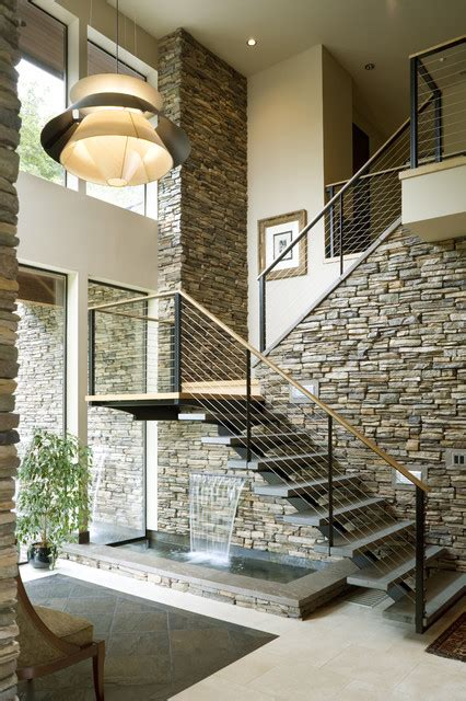alan mascord design the aurea contemporary staircase portland by alan