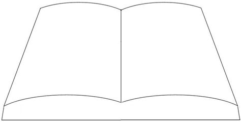 free printable open book template free open book template download free clip art free clip