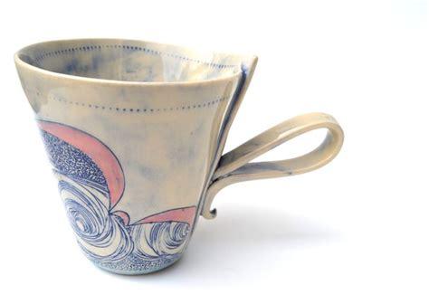really cool mugs slab mug with really cool glaze ceramic pinterest