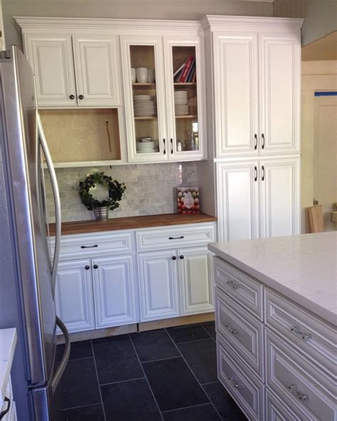White Raised Panel Kitchen Cabinets by White Popular Hardwood Raised Panel Kitchen Cabinets