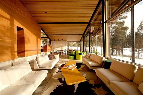 lake tahoe residence  amazing modern house