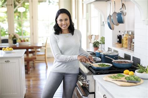 Ayesha S Kitchen by Meyer Introduces The Ayesha Curry 174 Kitchenware Brand