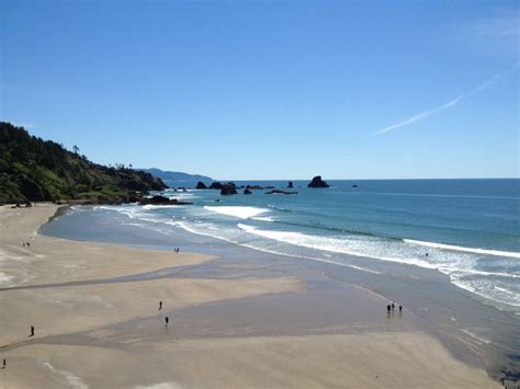 indian beach in oregon oregon pinterest