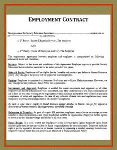 Workers Contract Template by Worker Contract Template Version Free Software