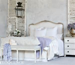 eloquence upholstered silver headboard