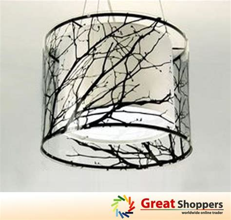 new modern branch tree stick ceiling lighting pendant l