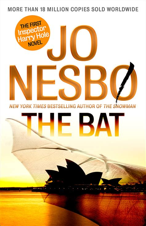 the bat harry hole the bat by jo nesb 248 thinking about books
