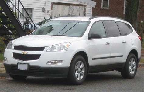 File Chevrolet Traverse Ls 1 11 13 2009 Jpg Wikipedia