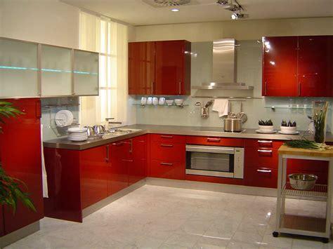 Lemari Orange model lemari kitchen set dapur rumah terbaru 2017 desain