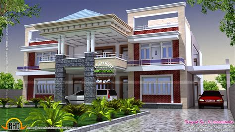 Luxury Home Design India November 2014 Kerala Home Design And Floor Plans
