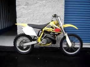1999 Suzuki Rm 250 1999 Suzuki Rm250