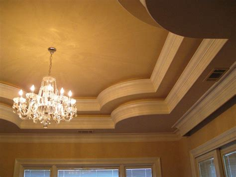 Custom Ceiling Designs by Tray Ceilings Luxury Ceiling Designs For Your Home