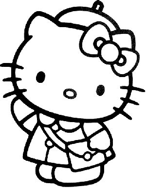 hello kitty coloring pages full size hello kitty coloring pages 2 coloring pages to print