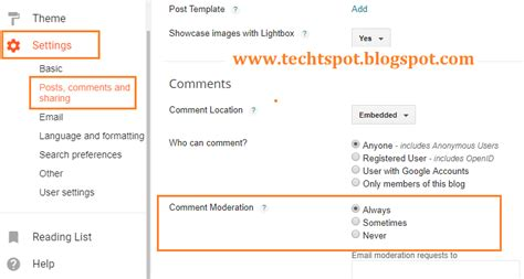 Comments Now Enabled by How To Enable Comment Moderation In