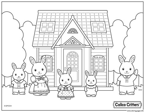 michigan wildlife a coloring field guide books calico critters family coloring pages printable