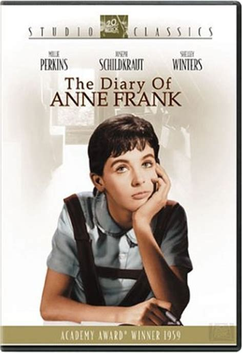 Biography Of Anne Frank Movie   the kolb review july 2012