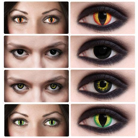 creepy colored contacts i found this amazing creepy sfx contact lenses