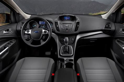 2014 Ford Interior by 2014 Ford Escape Se 1 6 Ecoboost Test Photo Gallery