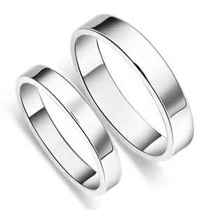 simple s925 sterling silver mens promise