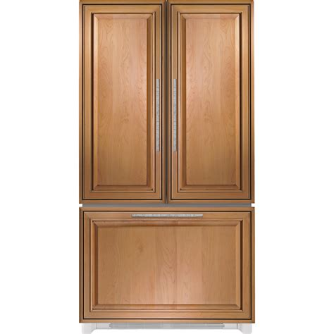 Refrigerator Cabinet by Jenn Air 20 Cu Ft Cabinet Depth Door Refrigerator