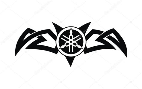 tattoo tribal logo pics for gt yamaha logo tribal
