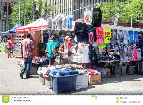 What Stores Sell Shirts New York City Symbols Royalty Free Stock Image