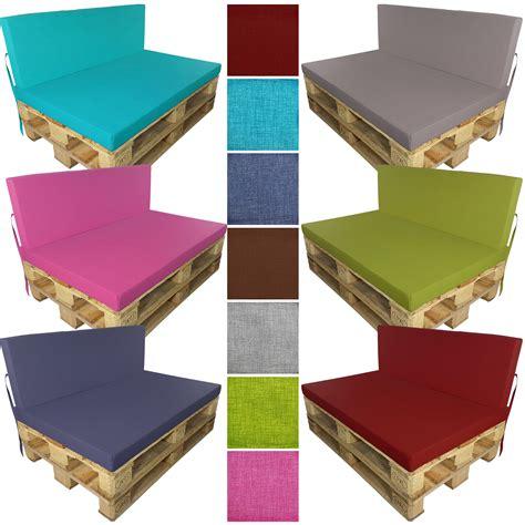 outdoor polster palettenkissen paletten polster outdoor sofa auflage